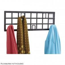 Grid Coat Rack - Black