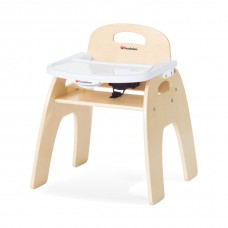 """Easy Serve™ Ultra-Efficient Feeding Chair 13"""" Seat Height - Natural - N/A"""