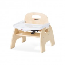 """Easy Serve™ Ultra-Efficient Feeding Chair 7"""" Seat Height - Natural - N/A"""
