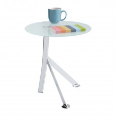 Vari™ Accent Table - White (top)