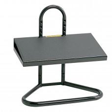 Task Master® Adjustable Footrest - Black