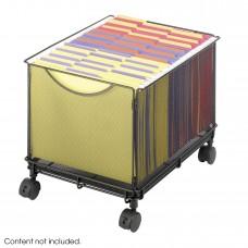 Onyx™ Mesh Rolling File Cube