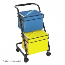 Jazz™ Two-Tier File Cart