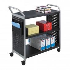 Scoot™ Utility Cart - 3 Shelves