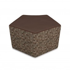 Quin Stool, Brown Copper