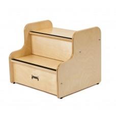 Jonti-Craft® Step Up Deluxe Stool