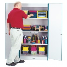 Rainbow Accents® Classroom Closet Deluxe - Blue