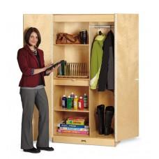 Jonti-Craft® Wardrobe Closet Deluxe