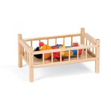 Jonti-Craft® Traditional Doll Bed