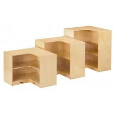 Jonti-Craft® Toddler Inside Corner Storage