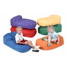 Primary Pod Pillows - Set of 6
