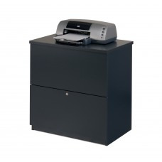 BESTAR standard Lateral file in Charcoal