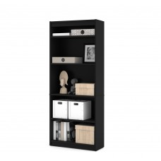 BESTAR standard Bookcase in Black