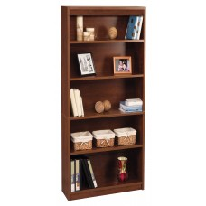 BESTAR standard Bookcase in Tuscany Brown