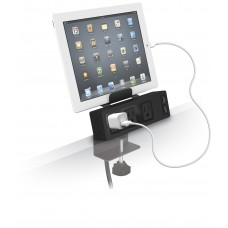 Clamp Mount Outlet And Usb Charger