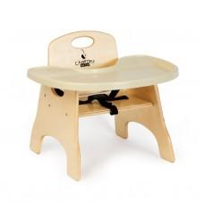 """Jonti-Craft® High Chairries® Premium Tray - 7"""" Seat Height"""