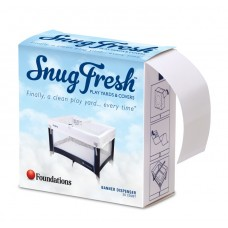 SnugFresh® Travel Yard Ribbons - (3) 50 pack dispensers - White - N/A