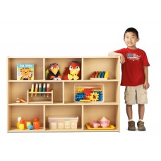 Young Time® Three Shelf Storage