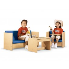 Young Time® Living Room Set - 3 Piece - RTA
