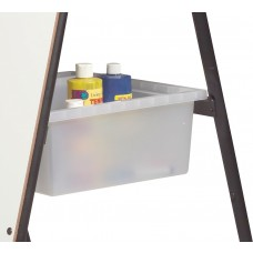 Storage Wheasel - Middle Rack W/2 Tubs
