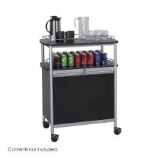 Mobile Beverage Cart