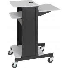 Presentation Cart (Gray / Black)