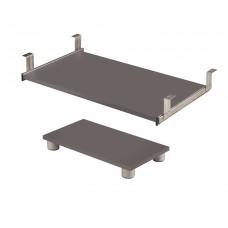 Connexion Keyboard shelf and CPU platform in Slate