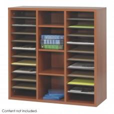 Apres™ Modular Storage Literature Organizer - Cherry