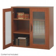 Apres™ Modular Storage 2 Door Cabinet - Cherry