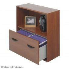 Apres™ Modular Storage Shelf with Lower - Cherry