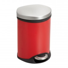 Ellipse Step-On - 1.5 Gallon - Red