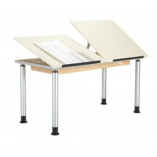Adaptable Drawing Table