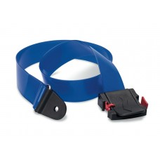 Changing station replacement belt w/ cam buckle, nylon coated - Royal Blue - N/A