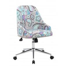 Carnegie Desk Chair - Paisley