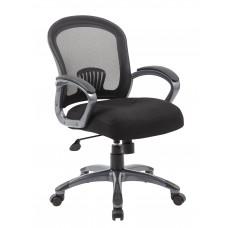 Ergonomic Mesh Task Chair - Mid Back