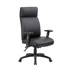 Multi-Function Executive High Back Chair
