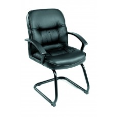 Mid Back LeatherPlus Guest Chair