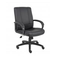Caressoft Executive Mid Back Chair