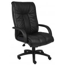 Italian Leather High Back Executive Chair