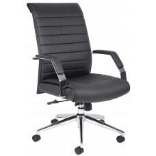 Executive High Back Ribbed Chair