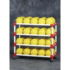 Ball Wall 4 Shelf (40 balls)