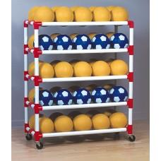 Ball Wall 5 Shelf (50 balls)