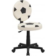 Soccer Swivel Task Chair [BT-6177-SOC-GG]