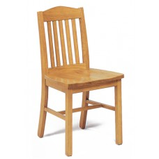 Addison Chair- All Wood