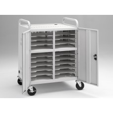 Ct-Ls20 Laptop Storage Cart W/Powr Strps