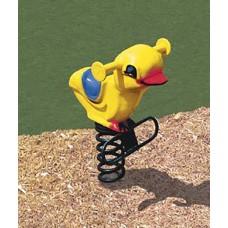 Playground - Dudley Duck Spring Rider