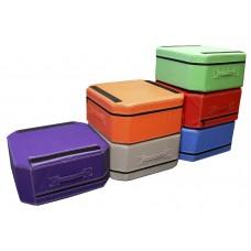 Plyo Box Set Designed For Pe Classes K - 8 Non Skid Bottom Set Of 6