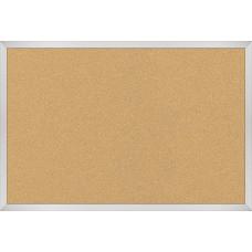 Vt Logic Cork Board - Aluminum Trim - 2 X 3