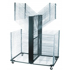 Drying Rack 18 54X25X45  Double-Sided 80 Trays