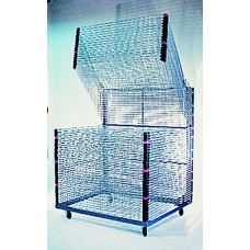 Rack Heavy-Duty Steel 22X32 50 Shelves